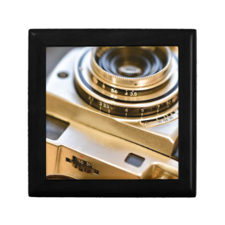 Vintage Camera with style! Jewelry Box