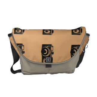 Vintage Cameras Courier Bag