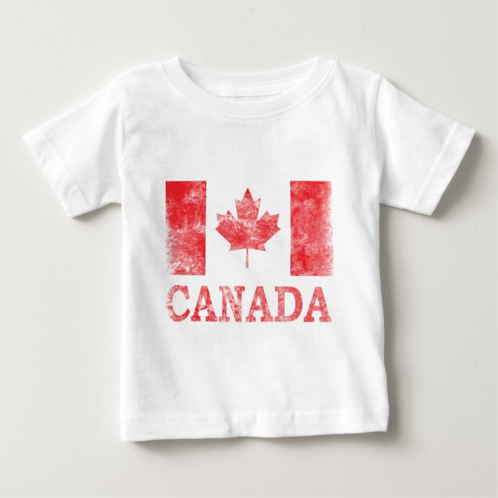 Vintage Canada Baby T-Shirt