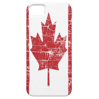 Vintage Canada Flag iPhone SE/5/5s Case