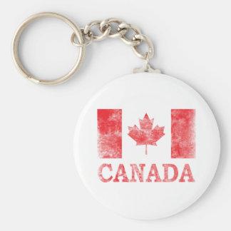 Vintage Canadá Llaveros Personalizados