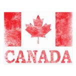 Vintage Canadá Postal