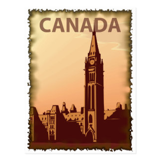 Vintage Canada Postcards