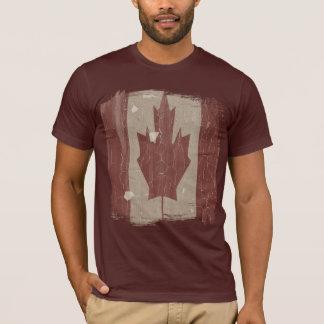 Vintage Canadian Flag Shirt