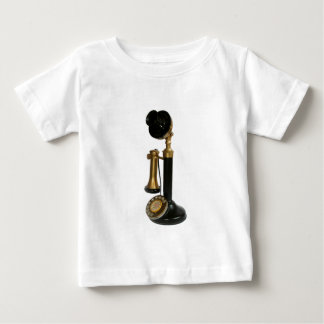 Vintage Candlestick Phone Baby T-Shirt
