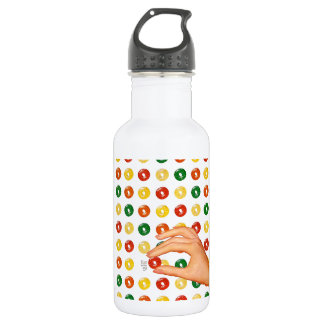 Vintage Candy Stainless Steel Water Bottle