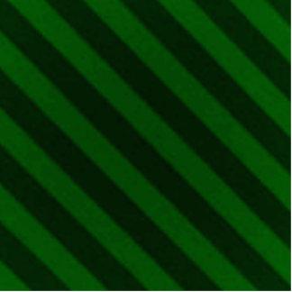 Vintage Candy Stripe Emerald Green Standing Photo Sculpture
