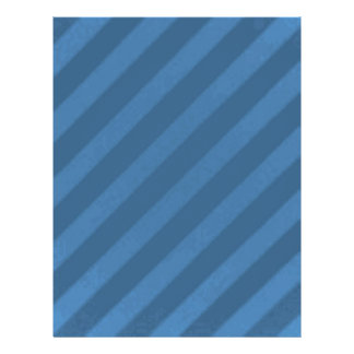 Vintage Candy Stripe Wallpaper Powder Blue Grunge Full Color Flyer