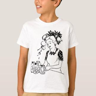 Vintage Canning to Preserve Food T-Shirt