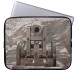 Vintage Cannon Laptop Sleeve