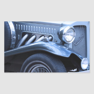 Vintage Car #1 Rectangular Sticker