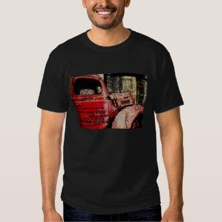 vintage car Al Capone t-shirt