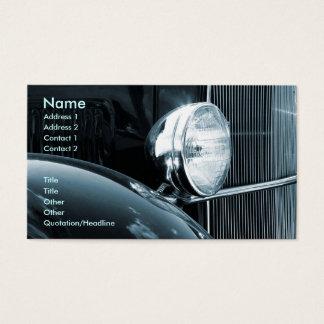 Antique automobiles business cards templates zazzle vintage car business card reheart Choice Image
