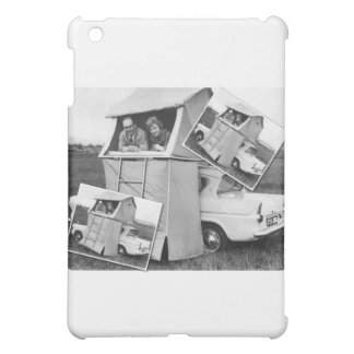 Vintage Car Camping Caravan iPad Mini Case