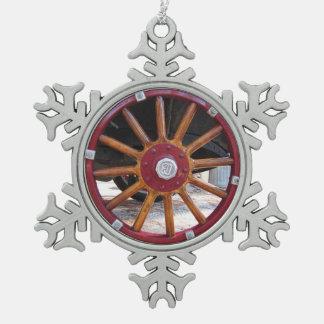 Vintage Car Christmas Ornament