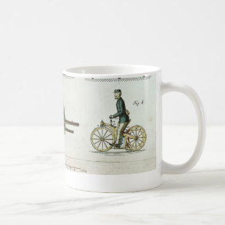Vintage blueprint coffee travel mugs zazzle vintage car coffee mug malvernweather Gallery