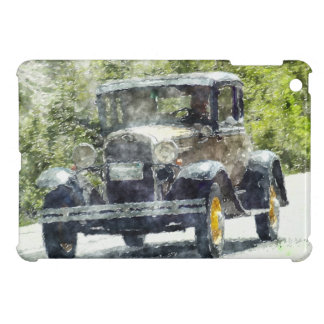 Vintage Car Collectible Cover For The iPad Mini