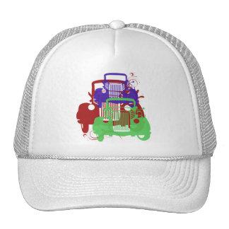 Vintage Car Trucker Hat