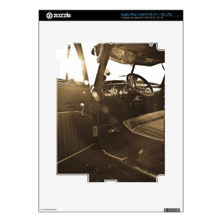 Vintage Car iPad 3 Skin