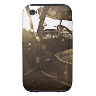 Vintage Car iPhone 3/3GS Case Tough iPhone 3 Case
