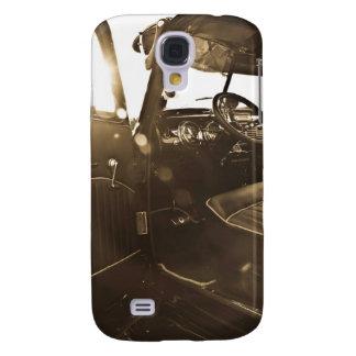 Vintage Car iPhone 3G/3GS Case Galaxy S4 Case