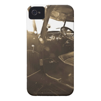 Vintage Car iPhone 4/4S Case Mate ID