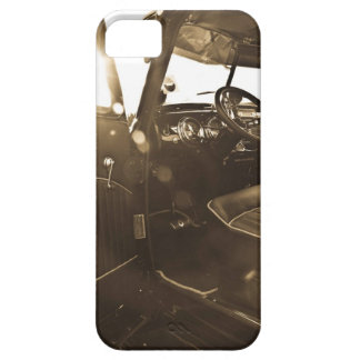 Vintage Car iPhone 5 Case-Mate Barely There