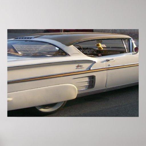 Vintage Car ©jlp Poster