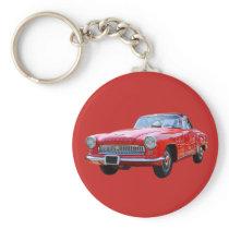 Vintage Car Key Chain No.4