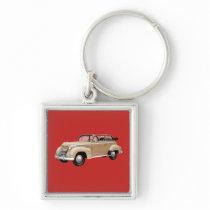 Vintage Car Key Chain No.5