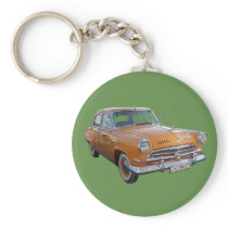 Vintage Car Key Chain No.6