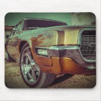 Vintage Car Mouse Pad