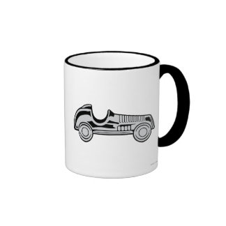 Vintage Car Coffee Mugs