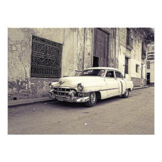 Vintage Car Photograph