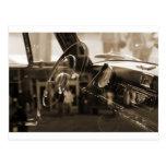 Vintage Car Postcards