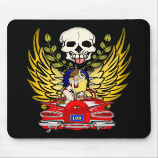 Vintage Car Retro 100th Birthday Gifts Mouse Pad