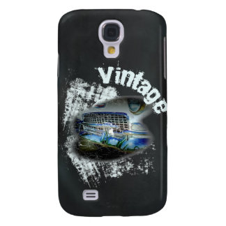 Vintage Car Samsung Galaxy S4 Covers