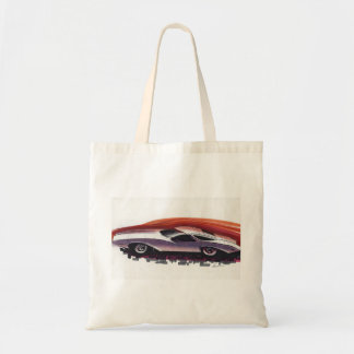 Vintage Car Sketch (11) Chevy 11 Tote Bag