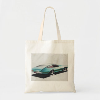 Vintage Car Sketch (13) LRG 1 Tote Bag
