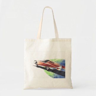 Vintage Car Sketch (16) LRG 4 Tote Bag