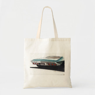 Vintage Car Sketch (1) Chevy 1 Tote Bag