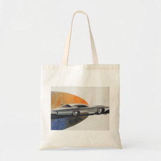 Vintage Car Sketch (20) LRG 8 Tote Bag