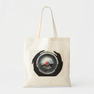 Vintage Car Sketch (23) LRG 11 Tote Bag