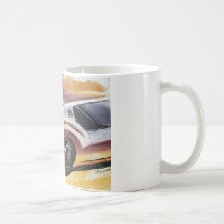 Vintage Car Sketch (27) LRG 15 Classic White Coffee Mug