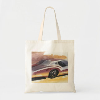Vintage Car Sketch (27) LRG 15 Tote Bag