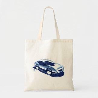 Vintage Car Sketch (36) QS 8 Tote Bag
