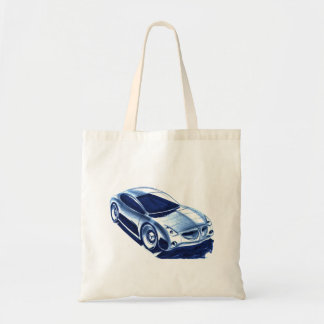 Vintage Car Sketch (38) QS 10 Tote Bag