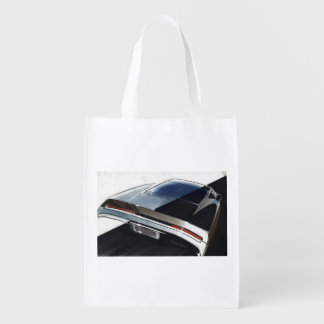 Vintage Car Sketch (43) Riviera 1 Reusable Grocery Bag