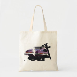 Vintage Car Sketch (44) Riviera 2 Tote Bag