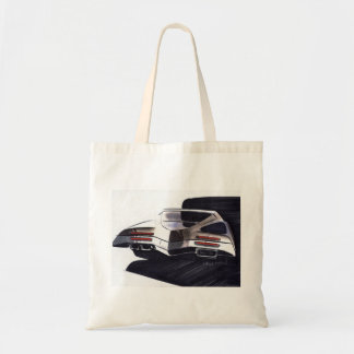 Vintage Car Sketch (46) Riviera 4 Tote Bag